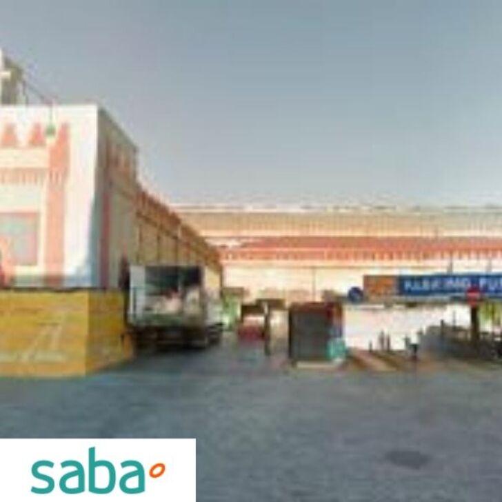 Estacionamento Público SABA PLAZA DE ARMAS (Coberto) Sevilla