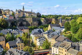 Car parks in Luxembourg - Book at the best price