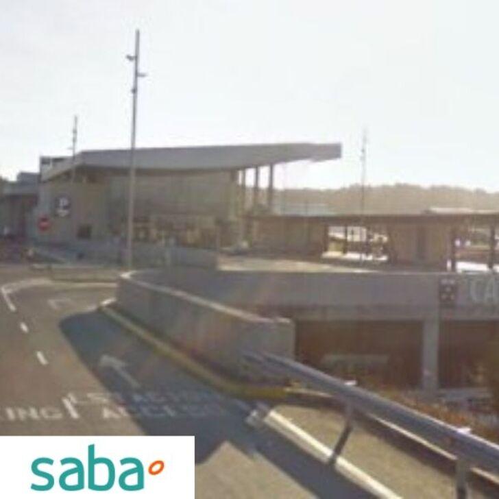 Parking Público SABA ESTACIÓN TREN TARRAGONA Tarifa regular (Cubierto) La Secuita