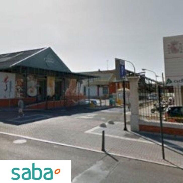 SABA ESTACIÓN TREN VALLADOLID Public Car Park Weekend price (Covered) Valladolid