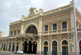 Gare de Murcia del Carmen car parks in Murcia - Book at the best price