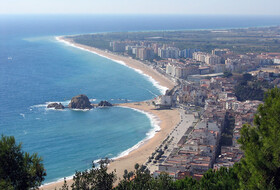 Passeig de Mar car parks in Blanes - Book at the best price