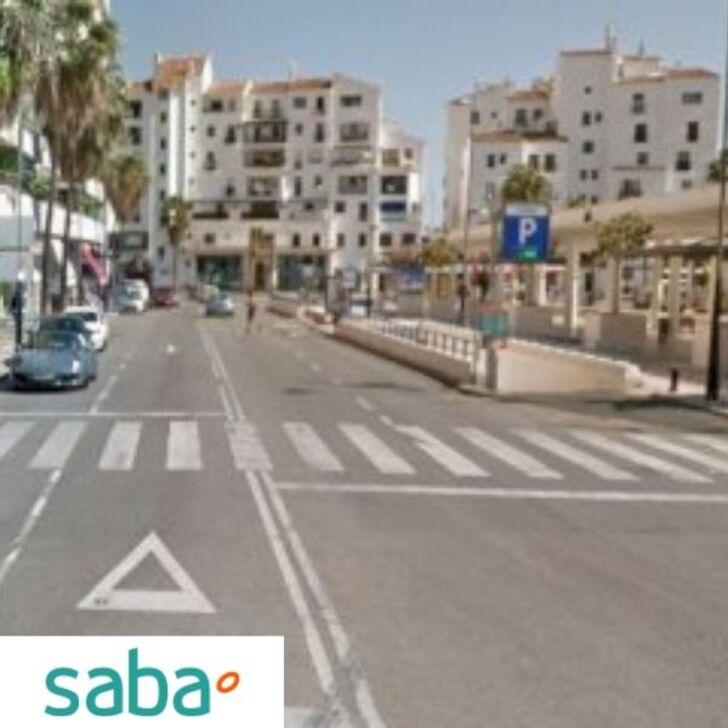 Parking Público SABA PUERTO BANÚS (Cubierto) Marbella