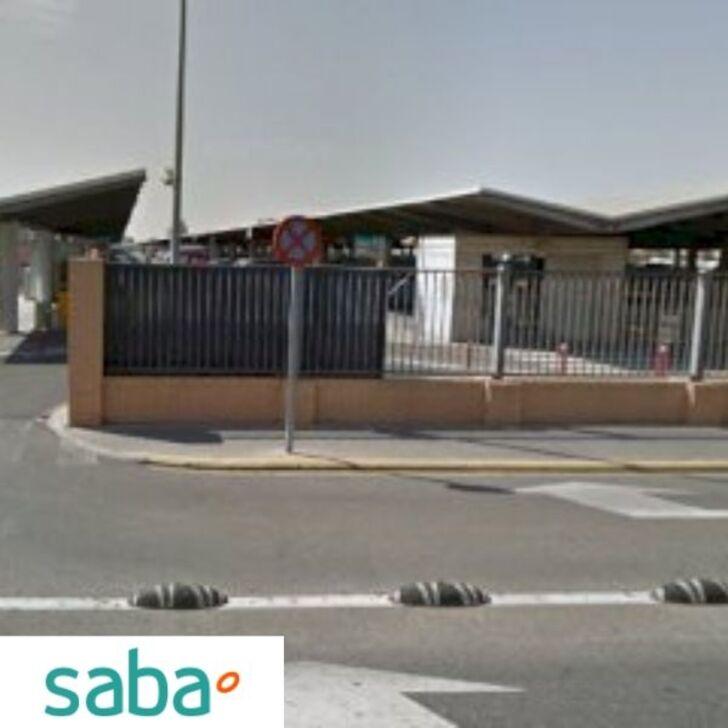 Estacionamento Público SABA ESTACIÓN TREN CÓRDOBA Tarifa regular (Coberto) Córdoba