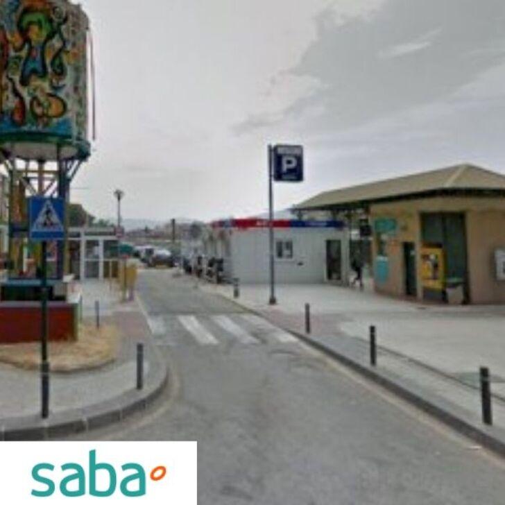 SABA ESTACIÓN TREN MURCIA Public Car Park Weekend price (Covered) Murcia