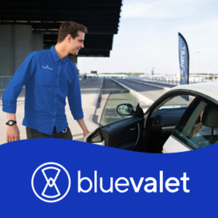 Parking Service Voiturier BLUE VALET (Extérieur) Madrid