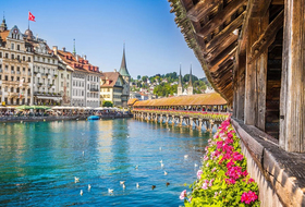 Car parks in Lucerne - Book at the best price