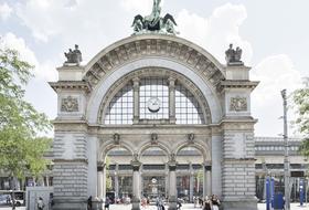 Lucerne Station car parks in Lucerne - Book at the best price