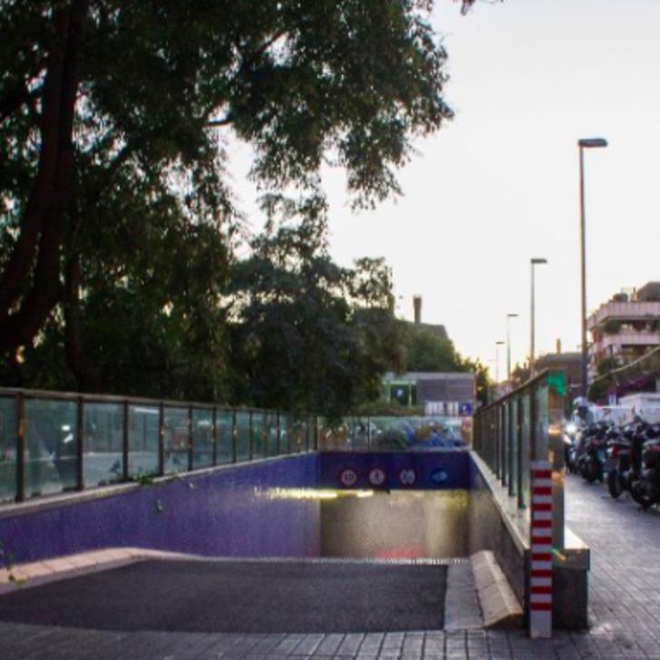 Parking Público DR ROIG I RAVENTOS (Cubierto) Barcelona