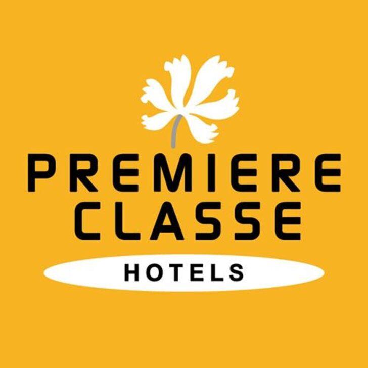 HÔTEL PREMIÈRE CLASSE BEAUVAIS Hotel Car Park (External) Beauvais