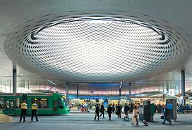 Parkeerplaatsen Palais des Congrès in Bâle - Boek tegen de beste prijs