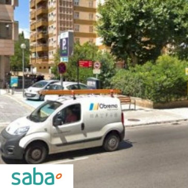 SABA EL FIRAL Openbare Parking (Overdekt) Figueres