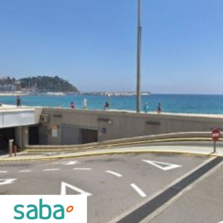SABA PASSEIG DE MAR Public Car Park (Covered) Blanes