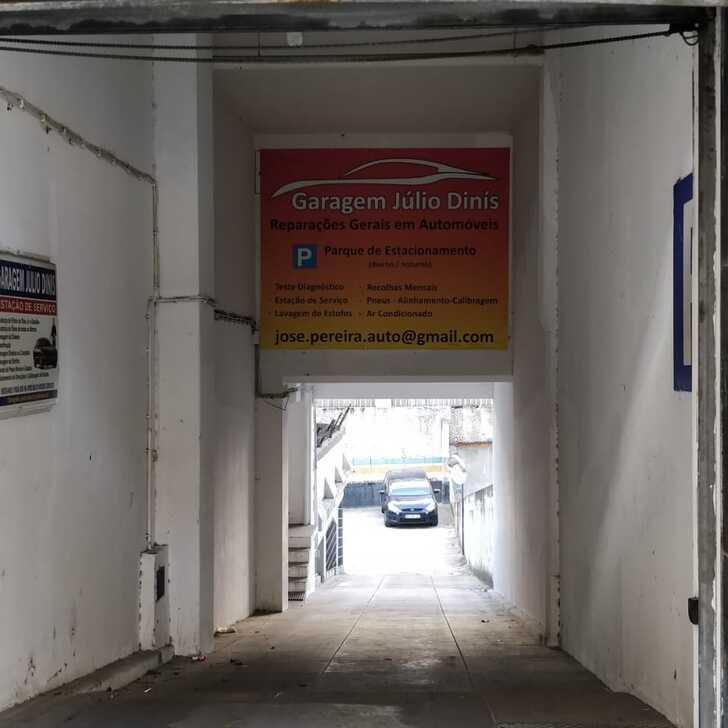 Estacionamento Público GARAGEM JULIO DINIS (Coberto) Porto