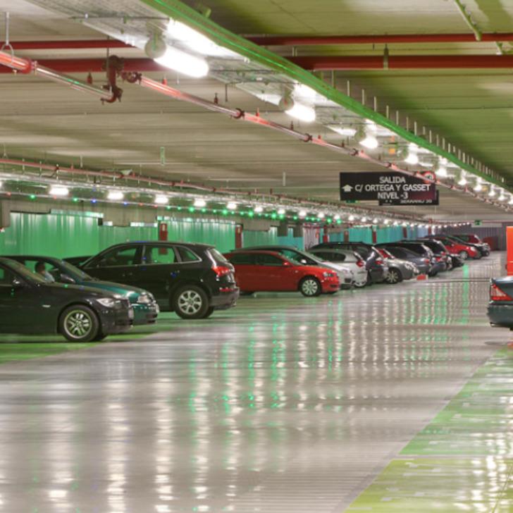 Estacionamento Público SERRANO RETIRO (Coberto) Madrid