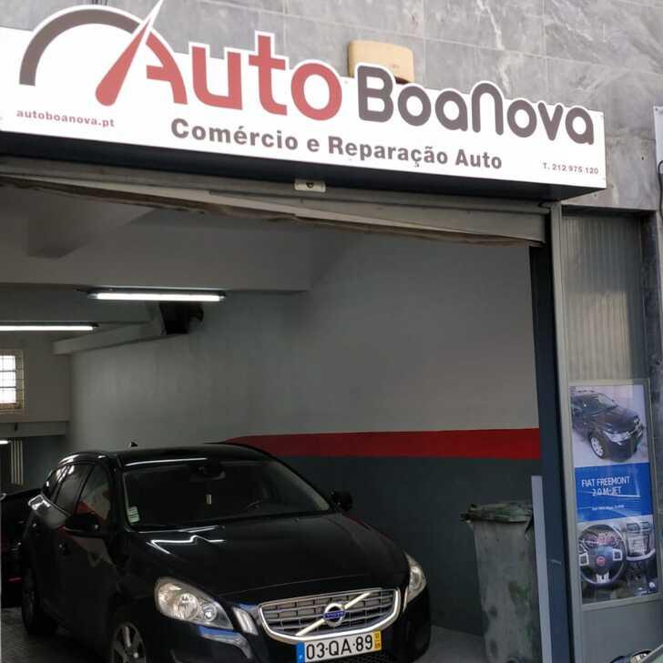 Parking Public AUTO BOA NOVA (Couvert) Lisboa