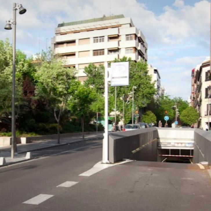 Öffentlicher Parkplatz SERRANO ORTEGA (Überdacht) Madrid