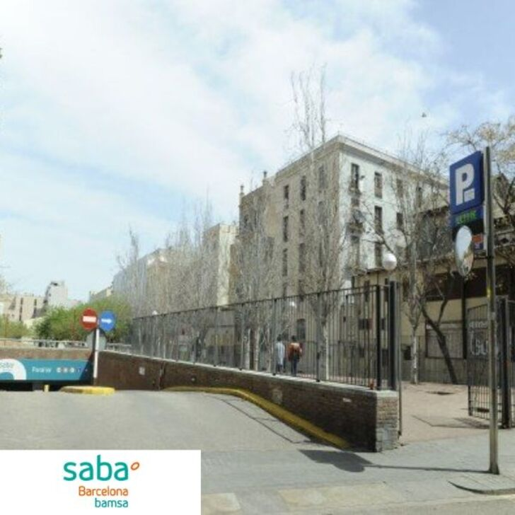 SABA BAMSA PARAL-LEL Public Car Park (Covered) Barcelona