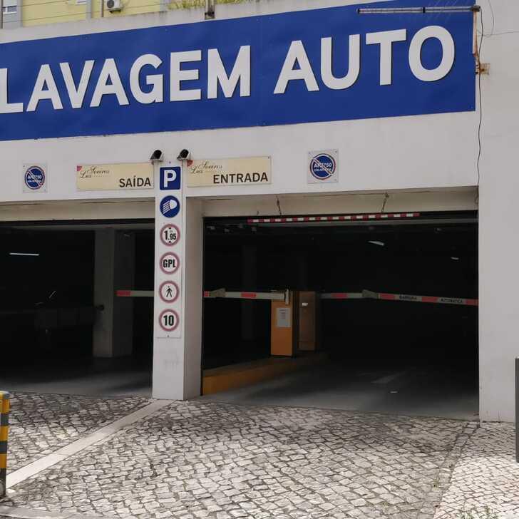 Parking Public LUZ SOEIROS PARQUE (Couvert) Lisboa