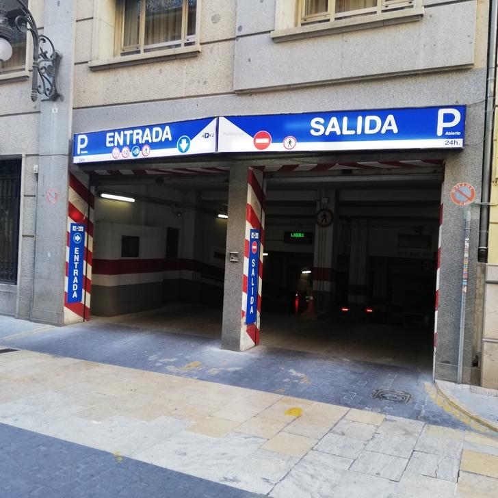 Parcheggio Pubblico APK2 APARCAMIENTO LYS (Coperto) Valencia