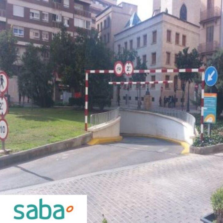 Parking Public SABA CARDONA VIVES (Couvert) Castelló de la Plana