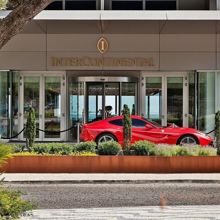 Estacionamento Hotel INTERCONTINENTAL CASCAIS-ESTORIL (Coberto) Estoril