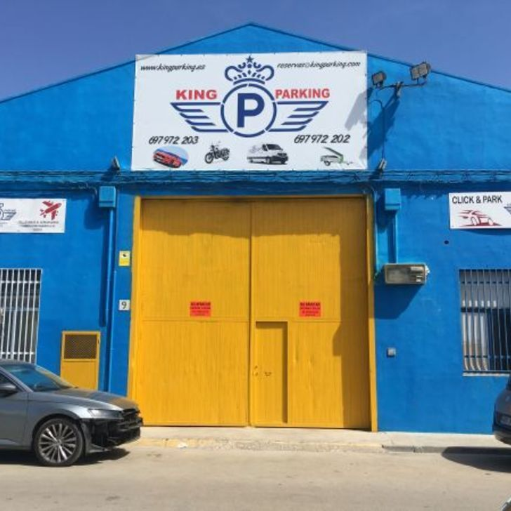 Estacionamento Low Cost KINGPARKING (Coberto) Manises, Valencia