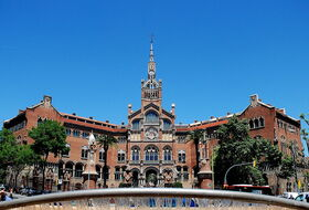 Hospital Sant Pau car parks in Barcelona - Book at the best price