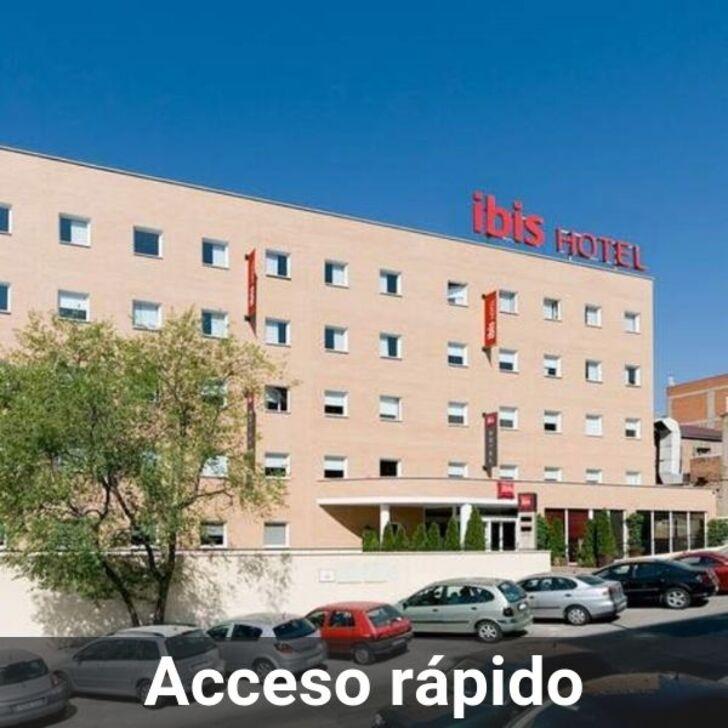 Estacionamento Hotel IBIS ALCALA MADRID (Exterior) Madrid