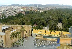 Car parks in Elche city centre - Book at the best price
