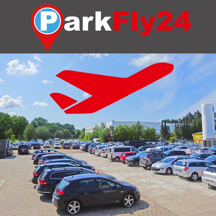 Estacionamento Low Cost ParkFly24  (Exterior) Norderstedt