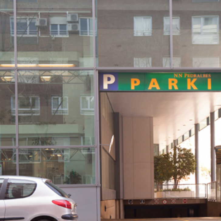 Parking Public N.N. PEDRALBES (Couvert) Barcelona