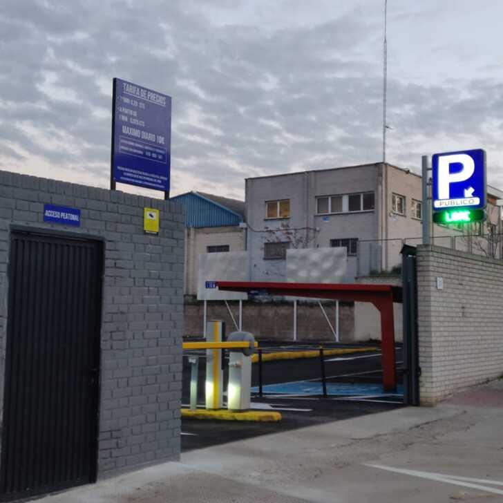 VALPORTILLO Public Car Park (Covered) Alcobendas