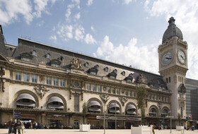 Lyon station car parks in Paris - Book at the best price