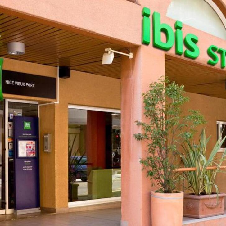 Estacionamento Hotel IBIS STYLES NICE VIEUX PORT (Coberto) Nice