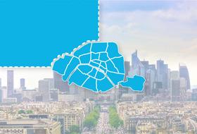 Parques de estacionamento Nord-Ouest de Paris em Paris - Reserve ao melhor preço