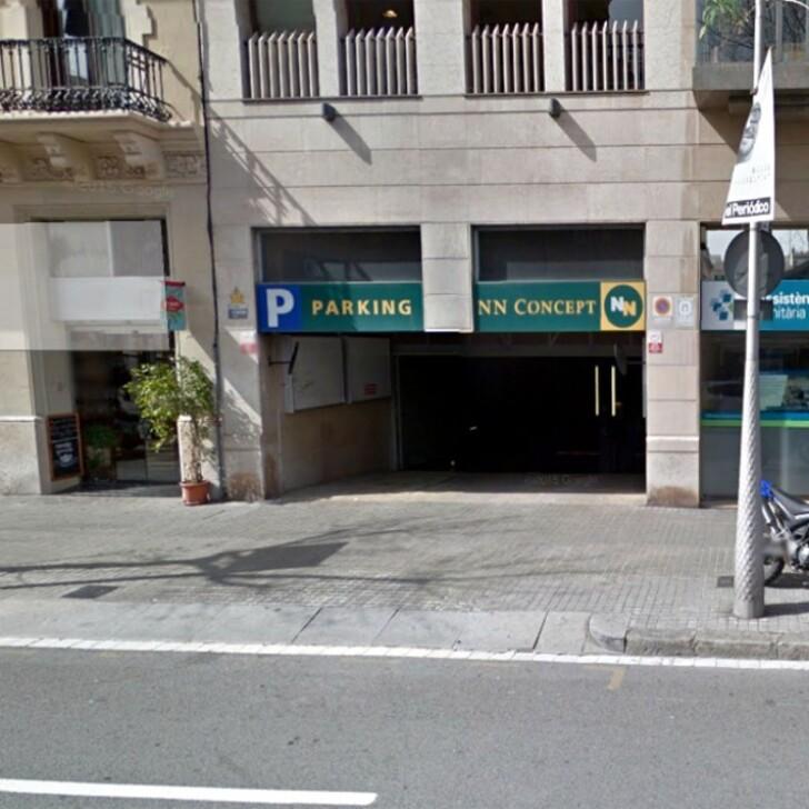 N.N. CONCEPT Public Car Park (Covered) Barcelona