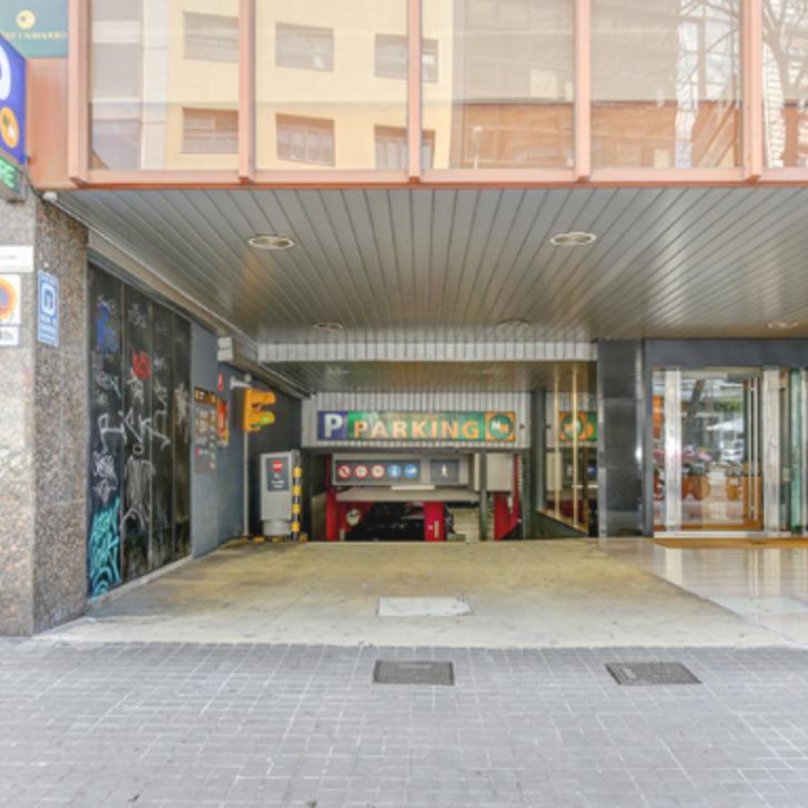 N.N. ARAGÓ Openbare Parking (Overdekt) Barcelona