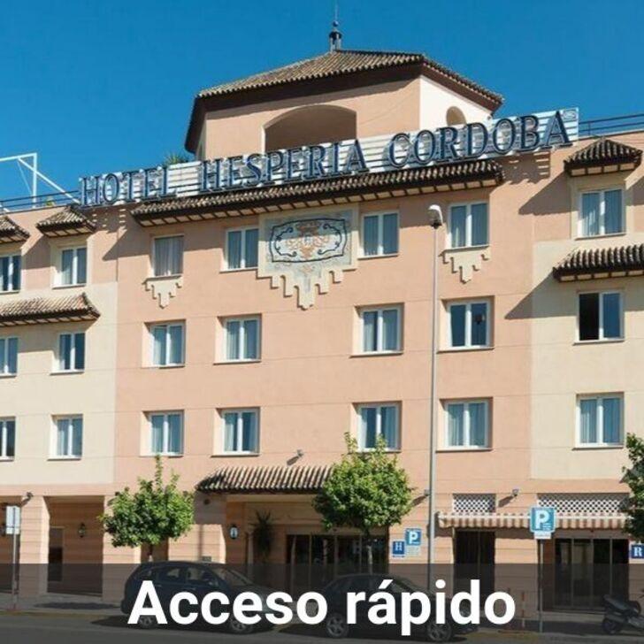 HESPERIA CÓRDOBA Hotel Parking (Overdekt) Córdoba