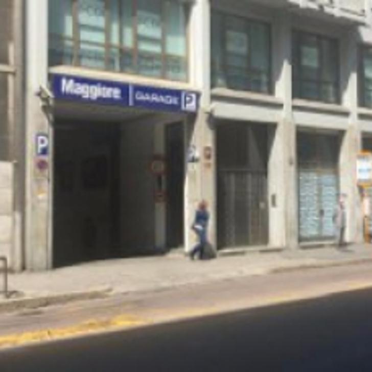Parking Public GARAGE SFORZA (Couvert) Milano