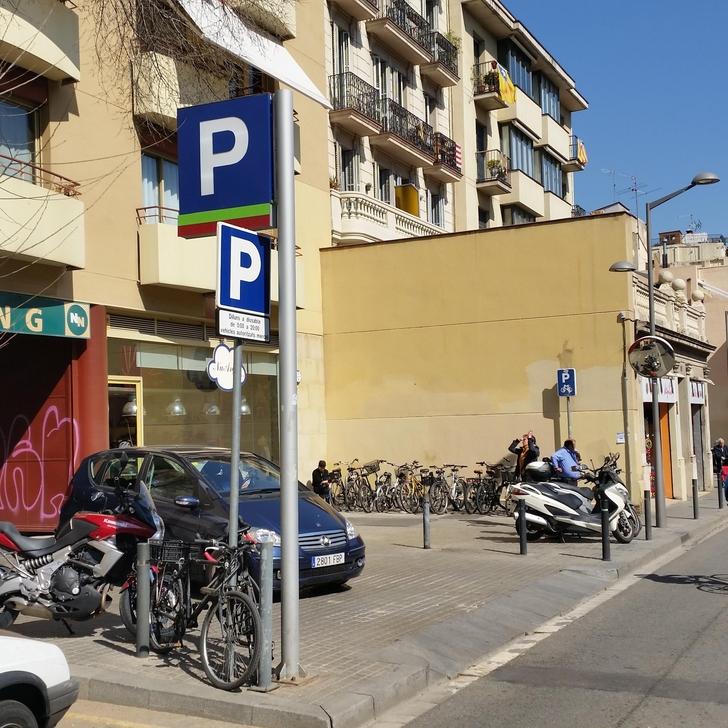 Parking Public N.N. TRAVESSERA (Couvert) Barcelona