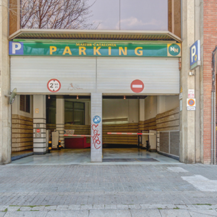 Parking Public N.N MASTER CATALONIA (Couvert) Barcelona