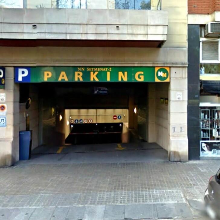 N.N. SENTMENAT-2 Openbare Parking (Overdekt) Barcelona