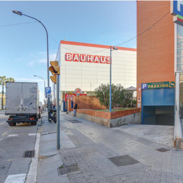N.N. ZONA FRANCA Openbare Parking (Overdekt) Barcelona