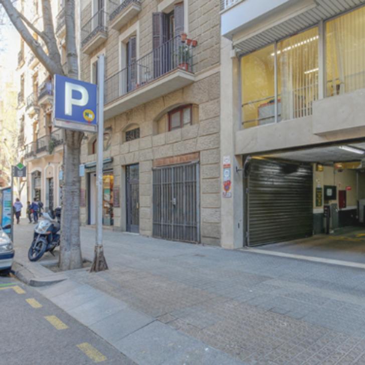 N.N. BORRELL Openbare Parking (Overdekt) Barcelona