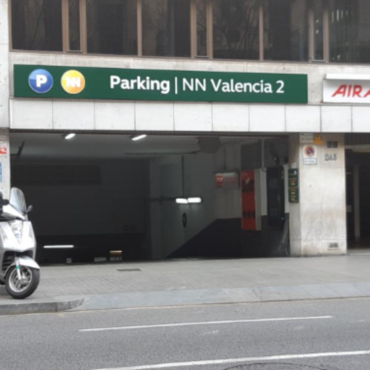 Parking Público N.N. VALENCIA-2 (Cubierto) Barcelona
