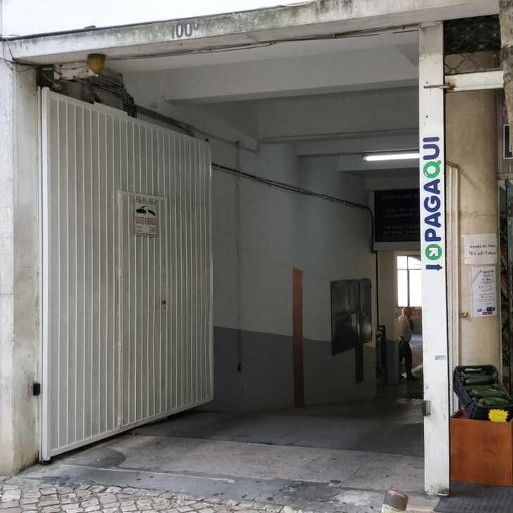 Estacionamento Público GARAGEM RUA PASSOS MANUEL (Coberto) Lisboa