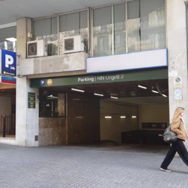 Parking Público N.N URGELL-2 (Cubierto) Barcelona