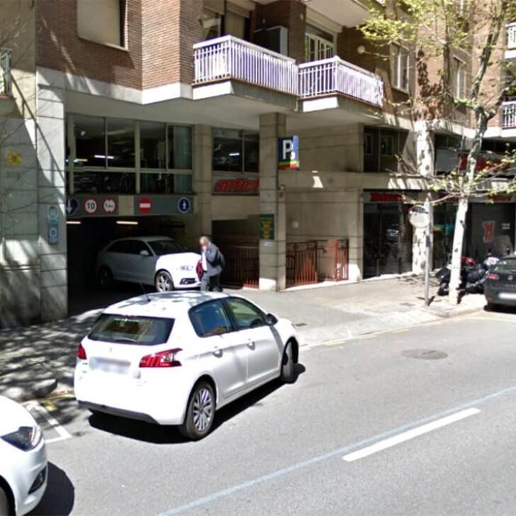 Parking Público N.N. VALENCIA-3 (Cubierto) Barcelona
