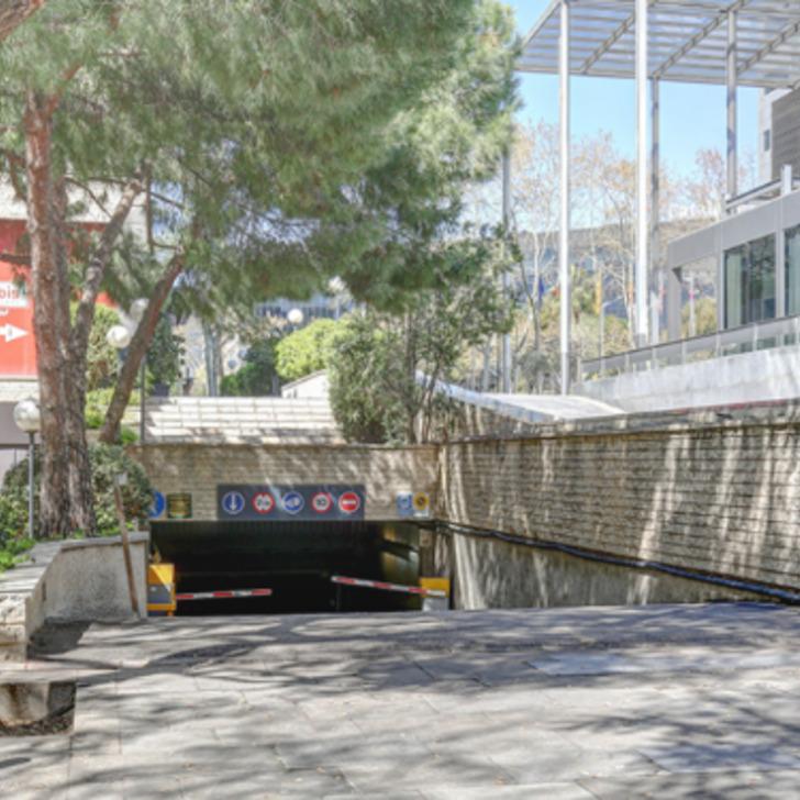 N.N. DIAGONAL Public Car Park (Covered) Barcelona